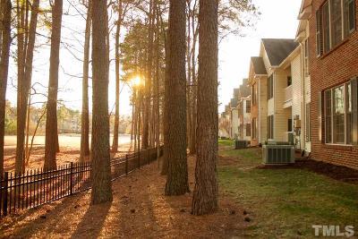 Morrisville Rental For Rent: 1513 Kudrow Lane #15