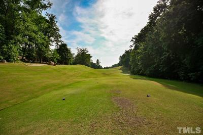 Chatham County Residential Lots & Land For Sale: 13116 Morehead