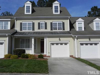 Wake Forest Rental For Rent: 1238 Fairview Club Drive