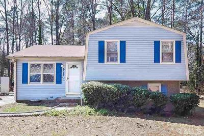 Durham Single Family Home For Sale: 5210 Revere Road