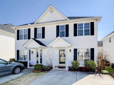 Raleigh Townhouse Contingent: 2318 Turtle Point Drive