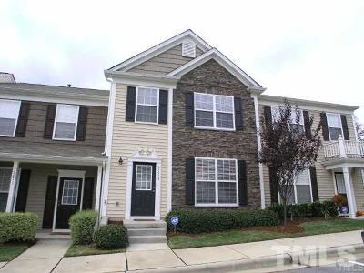 Raleigh Rental For Rent: 5613 Amanda Lynn Lane