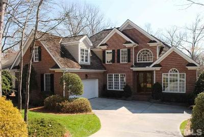 Durham Single Family Home For Sale: 3413 Fairway Lane