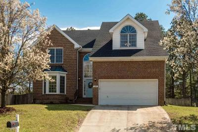 Cary Single Family Home For Sale: 103 Brigh Stone Drive