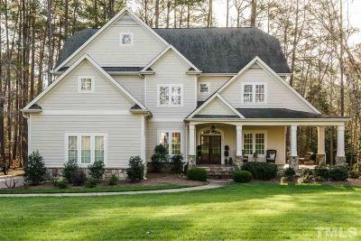 Apex Single Family Home Contingent: 3001 Van Gogh Lane