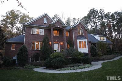 Chapel Hill Single Family Home For Sale: 168 Kingston Drive