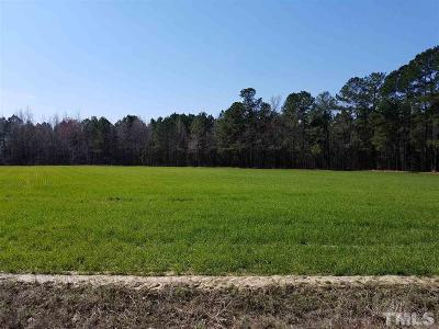 Johnston County Residential Lots & Land For Sale: 511 Crocker Road