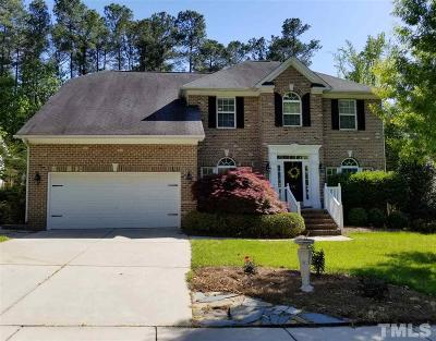 Cary Single Family Home For Sale: 131 Trinity Grove Drive