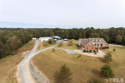 Johnston County Single Family Home For Sale: 800 Elevation Road