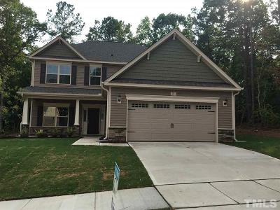 Clayton NC Single Family Home For Sale: $279,900