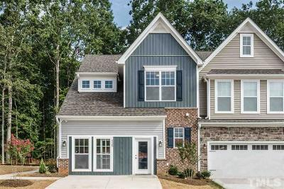 Cary Townhouse Pending: 504 Warrior Woods Loop