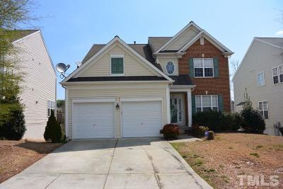 Raleigh NC Single Family Home For Sale: $459,000