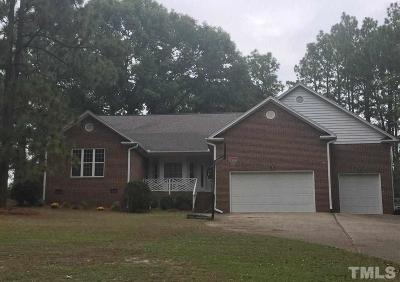 Lee County Single Family Home For Sale: 7800 Warbler Road