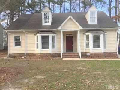 Raleigh Single Family Home For Sale: 1733 Winway Drive