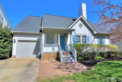 Raleigh NC Single Family Home For Sale: $195,000