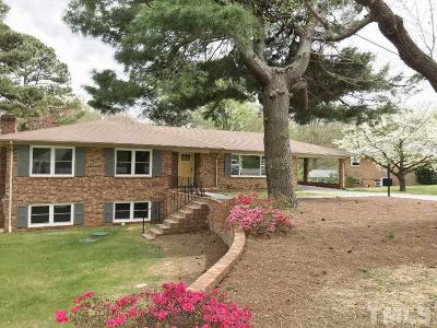Single Family Home For Sale: 508 Younger Road