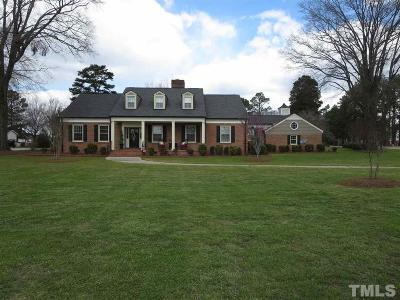 Harnett County Single Family Home For Sale: 412 Old Post Road