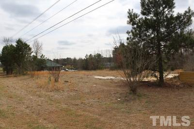 Harnett County Commercial Lots & Land For Sale: 26 Buttonwood Court
