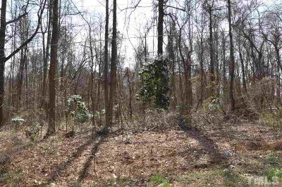 Chatham County Residential Lots & Land For Sale: Sunset Drive