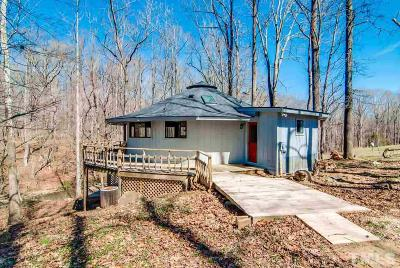 Granville County Single Family Home For Sale: 5680 Hobgood Road