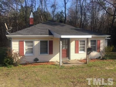 Wake Forest Single Family Home For Sale: 15020 Aiken Road