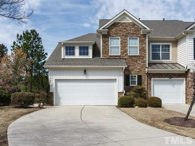 Cary NC Townhouse For Sale: $362,000