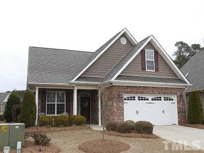Wake County Single Family Home Contingent: 484 Easy Wind Lane