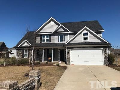 Johnston County Single Family Home For Sale: 56 Treewood Lane