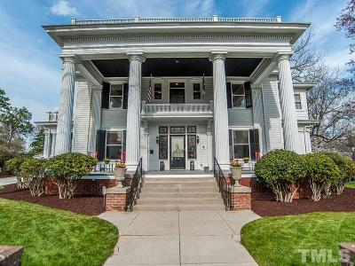 Granville County Single Family Home For Sale: 221 Main Street