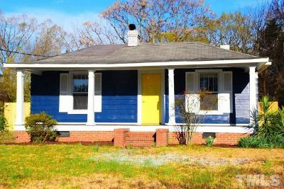 Durham Single Family Home For Sale: 1914 Haverford Street
