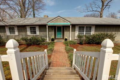 Single Family Home For Sale: 38 Audubon Place