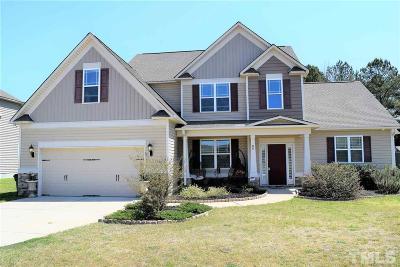 Garner Single Family Home For Sale: 89 Kasdon Drive