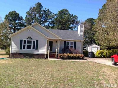 Raleigh Single Family Home For Sale: 6120 South Downs Drive