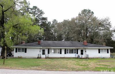 Wake County, Durham County, Orange County Multi Family Home For Sale: 702 Faucette Street