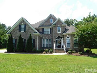 Orange County Single Family Home For Sale: 4002 McGowan Creek Road