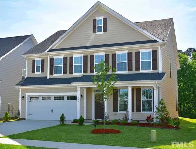Holly Springs Single Family Home For Sale: 212 Atwood Drive