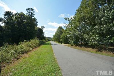 Hillsborough Residential Lots & Land For Sale: 224 N Occoneechee Street
