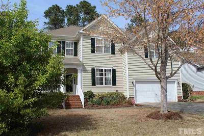 Durham Single Family Home Contingent: 1808 Carnation Drive
