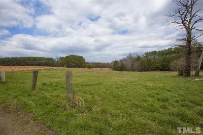 Granville County Residential Lots & Land For Sale: Bruce Garner Road