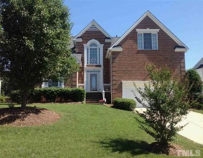 Durham County Single Family Home For Sale: 7 Piedmont Forest Court