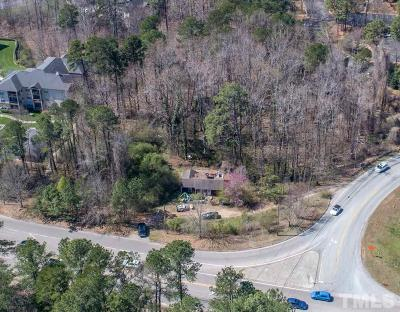 Wake County Residential Lots & Land Contingent: 4915 Lead Mine Road