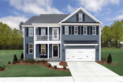Wake Forest Single Family Home For Sale: 2825 Thurman Dairy Loop