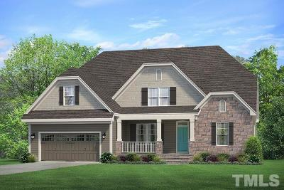 Wake Forest Single Family Home For Sale: 713 Sparrowhawk Lane