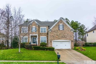 Wake Forest Single Family Home For Sale: 1305 Heritage Hills Way