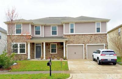 Cary Single Family Home For Sale: 6008 Lake Grove Boulevard