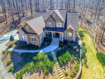 Fuquay Varina Single Family Home For Sale: 3605 Scotchcroft Place