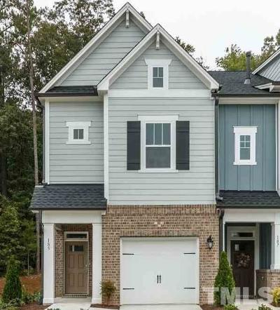 Chapel Hill Townhouse Pending: 185 Manordale Drive