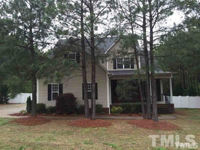 Johnston County Single Family Home For Sale: 283 Millstone Drive