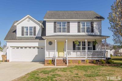 Johnston County Single Family Home For Sale: 309 Alder Lane