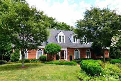 Alamance County Single Family Home For Sale: 2805 Moorgate Court